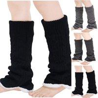4 스타일 여성 겨울 긴 따뜻한 다리 커버 두꺼운 차가운 증거 봉제 부드러운 따뜻한 양말 1046 증명 플러시 소프트 양말 발 따뜻한