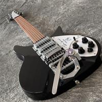 Guitarra eléctrica de alta calidad, Ricken 325 Guitarra eléctrica, Packer 34 pulgadas, se puede personalizar, Envío gratis Guitarras eléctricas Guitar Guitarr