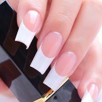 Linikan Acrílico Suministros de uñas Fábrica OEM Etiqueta Privada Extensión de uñas Dura Clear LED UV Acryl Gel Builder Acryl Gel