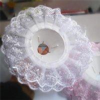 꽃다발 홀더 웨딩 신부 홀더 꽃 레이스 칼라 트림 # 70970없이 아름다운 DIY