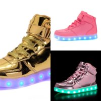 JWJB Младенческая девушка для детей Баскетбольные туфли Небольшая распродажа Дешевые спортивные кроссовки для мальчика и детской обуви для детей