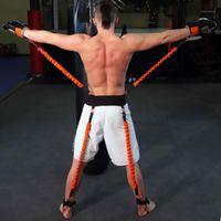 FDBRO 2020 Força Explosiva Correia de Treinamento 150Lbs Taekwondo Crossfit Jump List Resistance Bands Boxe Leg Força de Potência Física1
