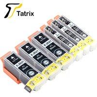 Cartucce d'inchiostro Tatrix Black Cartuccia compatibile 26XL T2621 T2631 per XP-510 XP-605 XP-610 XP-615 XP-700 XP-710 XP-800 XP-810 Stampante