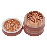 herb grinder environmental protection Bag 63mm-4 layer washable crusher foreign trade smoking