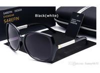 1 adet Yaz Bayanlar UV400 Moda Kadın Bisiklet Gözlük Klasik Açık Spor Güneş Gözlüğü Gözlük Kız Plaj Güneş Cam 7 Renkler Ücretsiz Kargo
