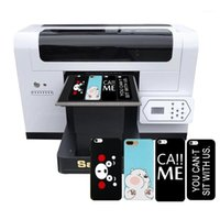 Stampanti Tecnologia A3 Dimensione XP600 Head 1440DPI Stampa di carta ID plastica Plastica UV LED Flatbed1