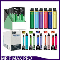 Max pro Disposable Device E Cigarette Kits 1700 Puffs 750mAh Vape Pen 3.5ml Vaporizer 16 Colors PK onee stick AIR BAR POSH PUFF MAX