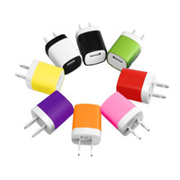 5V 1A Travel Power Adapter Home Wall Charger Charging Plug f...