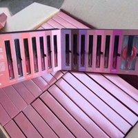 Neueste Make-up-Marke Schönheit Demi Matte Lippenstift 15pcs / Set Liquid Matte 15colors Lip Gloss Hohe Qualität Geschenk