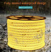 LED Strip SMD 5730 180leds AC110V 220V Engineering Special LED Light IP67 Waterproof Neon Led Lamp Flexible Lighting