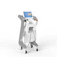 RadioFrecuencia Monopolar RF Anti Envelhecimento Dispositivo Rosto e Pescoço Lift Machine Nano Fracionário Micro Agulha Cartucho