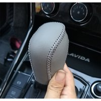 For Honda 10th Civic Car Gear Shift Collars,Car Gear Shift Knob Cover Protector Boot Sleeve,Gear Shift sleeve