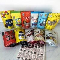 3.5g Mochila Boyz 33 Bolsas Peanut Butter Aliento Leche de plátano Pan Mac 1 Kush Rush BackpackBoyz Bag Package