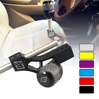 Ручка сдвига алюминиевый автомобильный механизм удлинитель регулируемый рычаг переключения подходит для интеграции CRX B16 B18 B20 D Series1