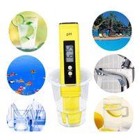 PH TDS METER Tester Portable Pen DIGITAL 0.01 Filtro de alta precisión Medición de la calidad del agua Jlljjk TrustBde