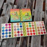 Cocourban avocado palette de tache à paupières de 60 couleurs ombre à la paupière Couleur de couleur nue Shimmer Matte Maquillage Maquillage Shadows Palesettes