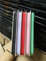 Para iPhone 12 Pro Max Silicone Case Estilo Original 4 Casos de borracha de silicone líquido completo para iphone 12 com caixas de varejo