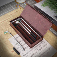 Golf Club Pen Set with Pen Mini Desktop Putting Green Office...