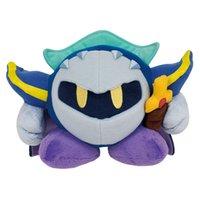 스타 Kirby Kirby Adventure Meta Knight Plush 인형 Kirby 플러시 박제 장난감 동물 게임 인형 어린이 장난감 선물 소년 20cm LJ201126