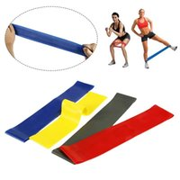 Resistance Bands Elastic For Exercise Gym Fitness Gum Pilates Sport Rubber Mini Band Crossfit Women Weight Sports