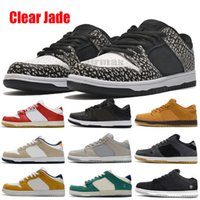 Chicago SB Sean Cliver Mens Hommes Casual Chaussures Dunk Bheat Moka Communauté Jardin Clear Jade Be @ rbrick Moyenne Curry Fashion basse baskets