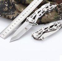 2021 HW60 JL-16011A Coltello pieghevole all'aperto in acciaio inox di fascia alta acciaio inox piccolo coltello portatile coltello pieghevole frutta