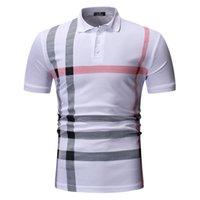 Simplicity Tee shirts pour hommes Chemises Originality Mens Polo Chemise Mens Tshirt Designers Mode Vêtements Luxurys Crop Top 2021 Nouveau RV345
