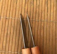 سكين الجبن الفولاذ المقاوم للصدأ سكين الزبدة مع مقبض خشبي ملعقة الخشب زبدة الجبن الحلوى مربى الموزعة breakf jllgir sinabag