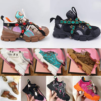 2021 New Designer Sneaker FlashTrek con mujeres extraíbles Hombres Trainer Unisex Trainer Mountain Stimbing Shoes Mens Outdoor Senderismo Botas Botines