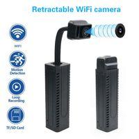 HD 4K DIY портативный WiFi IP мини камера P2P Wireless Micro вебкамера видеокамеры Видеорегистратор ночного видения Remote View поддержка 128G