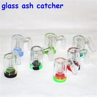 hookahs ash catcher glass nectar collector kit dab straw water pipes bong smoking titanium quarts tips Oil Rigs