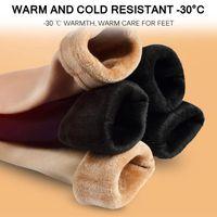 New Winter Wamer Women Snow Socks Thicken Thermal Wool Snow Socks Skiing Cycling Riding Dance Boots Floor Sleeping