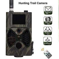 HC330M 16MP Camino de Vida Silvestre de la cámara 1080P nocturna por infrarrojos cámara Trail 120 ° Detección de la gama de accesorios de caza caza de la cámara