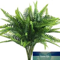 Arbrécier artificiel artificiel Arbuste d'arbuste pour bureau de jardin d'extérieur Balcon Décoration de mariage / 10 grappes