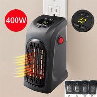 Электрический настенный нагреватель мини портативный мочал бытовой упорной обогревательной печной радиаторной машины для крытого отопления.