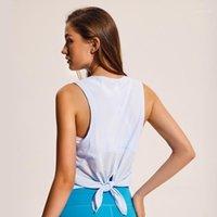 Nepoagym Workout Tops für Frauen Alle gefesselt Tank Top Yoga Shirt Sleeveless Lose Fit Frauen Fitnessstudio Tops Sport Wear1