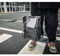 حقيبة الظهر HBP Sacoche Homme Oxford Swing Bag مجموعة متعددة الوظائف طلاب كلية الأزياء الرجال والنساء وسيم