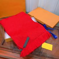 Avec boîte cadeau sac de réception Tag Echarpes de qualité supérieure pour femme Hiver Hous Mens Scarf Luxe Pashmina Fashion Chaud Mode Chaud Imiter laine Cashmere Écharpes Xtynjsz