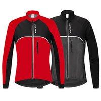 Гоночные наборы осень и зима велосипед одежда ветрозащитный теплый горный велосипед клип преодолевает пальто