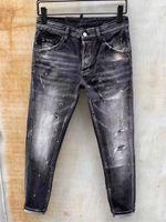 Autunno inverno uomo moda stile corea vintage sciolto in pile in pile cashmere caldo denim maschio astuto casual jeans pantaloni pantaloni Pantaloni21
