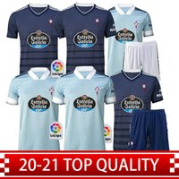 2020 2021 قمصان كرة القدم Celta de Vigo Soccer Jerseys 20 21 Camiseta de Futbol Iago Aspas Gomez Emre Sisto Smolov Jersey