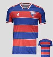 2020 2021 Fortaleza Soccer Jersey Alipio Gustavo Mineiro Jacare Pedro Sergio Edinho تخصيص 20 21 Fortaleza CE قمصان المنزل لكرة القدم