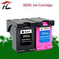 Cartucce d'inchiostro Sostituzione compatibile 302xL per cartuccia 302 XL Deskjet 1110 1111 1112 2130 2131 Stampante