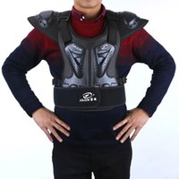 Adult Motorcycle Dirt Bike Body Armor Protective Gear Chest ...