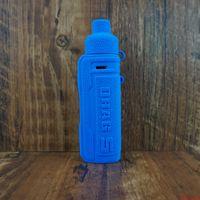 VOOPOO Drag S Kiti DHL için Ağızlık Toz kapaklı SÜRÜKLEYİN S Silikon Kılıf Kauçuk Kol Koruyucu Kapak Cilt Muhafaza Kılıfı