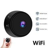A9 Mini Wi fi Caméra 1080P sécurité IP caméra externe babyphone Nuit Vision Sécurité Surveillance cachée wifi