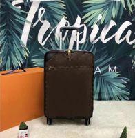 Vendita calda classica di alta qualità 20 pollici donne durevole rotolamento bagaglio spinner uomini business viaggio valigia 123466