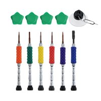 UANME Magnetic Precision Screwdriver Set Opening Sucker Plas...