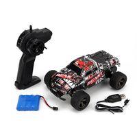 21.5 cm / 9 inç Dağ Tırmanma Yüksek Hızlı Off-Road RC Araba 2.4g Drift Buggy Shock-Dayanıklı Egzotik Modelleme Çocuk Oyuncak Hediye LA318