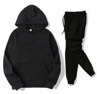 Man Designer Kleidung 2020 Designer Trainingsanzug Männer Womens Hoodies + Hosen Mens Sweatshirt Pullover Casual Tennis Sport Trainingsanzüge Schweißanzüge
